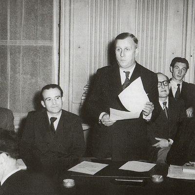 le 12 août 1946, il y a 71 ans, la SÉCURITÉ SOCIALE était créée !