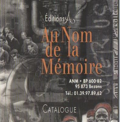 Au Nom de La Mémoire association