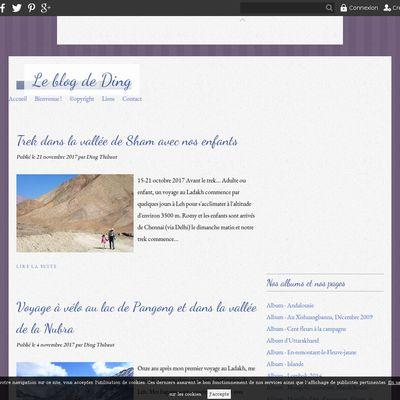 Le blog de Ding
