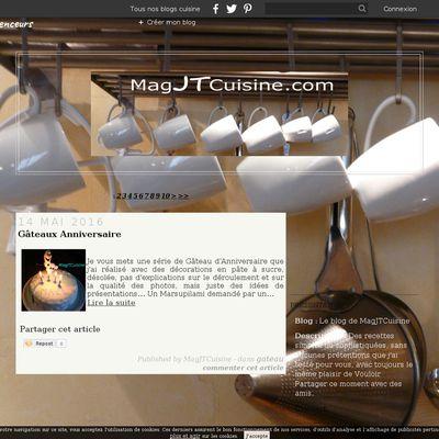 Le blog de MagJTCuisine