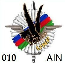 Union Nationale des Parachutistes section 010 AIN