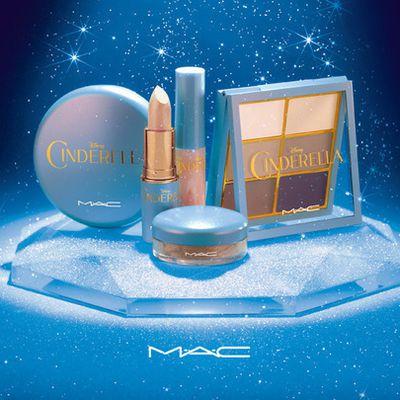 M.A.C x CINDERELLA, une superbe collection pour la sortie du film !