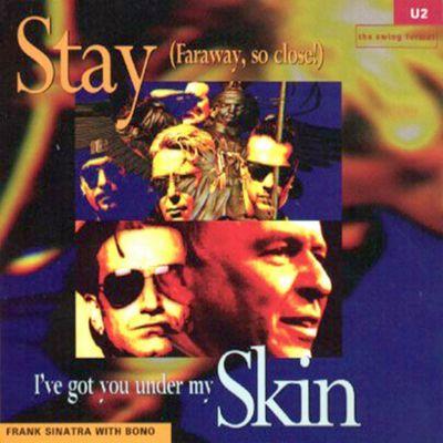U2- Stay (Faraway, So Close!)