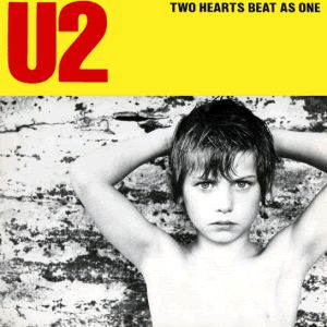 U2- Two Hearts Beat as One