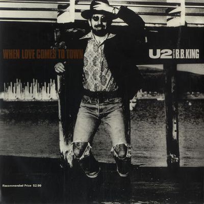 U2 -When Love Comes To Town