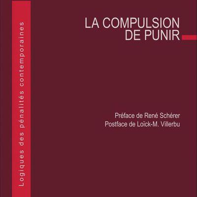 La compulsion de punir - Tony Ferri