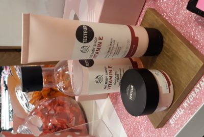Great new gifts from the body shop