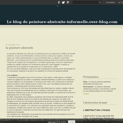 Le blog de peinture-abstraite-informelle.over-blog.com