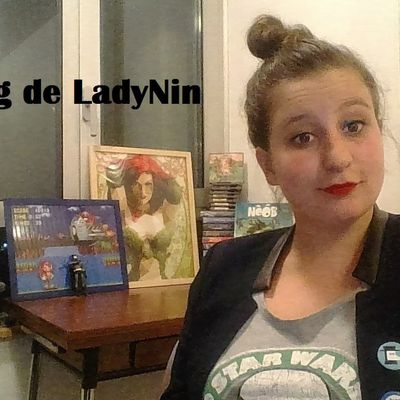 LadyNin sur Youtube !