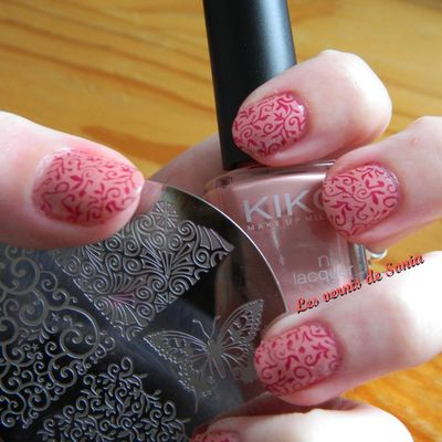 Stamping simple et efficace !