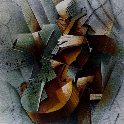 """Gilbert Raguenez         """"L'art est beau quand la main, la tête et le coeur travaillent ensemble"""""""