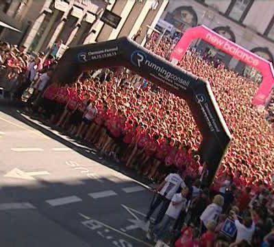 Ma première course : La Clermontoise, 5 km pour la lutte contre le cancer du sein