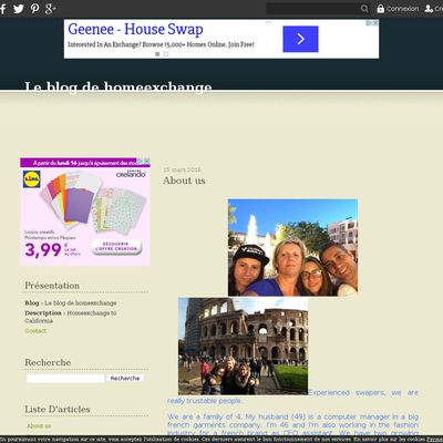 Le blog de homeexchange