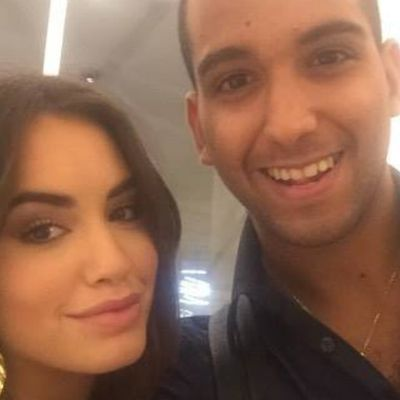 Lali Esposito e Manuele Feula il selfie diventa virale sul web