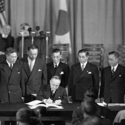 8 septembre 1951 - Traité de paix de San Francisco