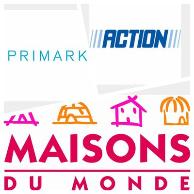BIG Haul Maison du Monde / Action / Primark Home #2