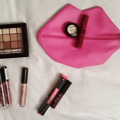 Haul Boutique NYX Paris rue du Temple