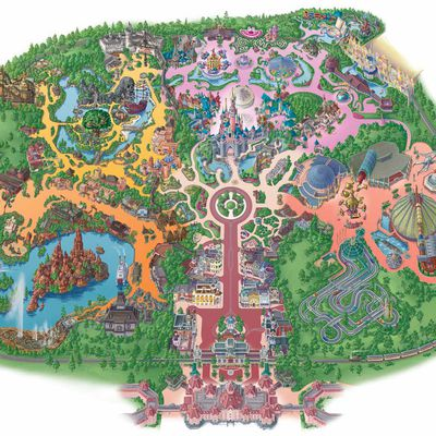 Land et Attraction: Discoveryland