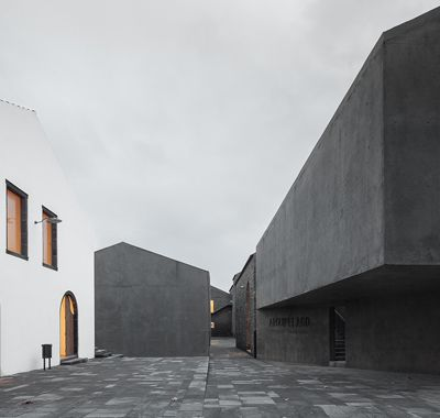 ARQUIPELAGO, CONTEMPORARY ART CENTER IN AZORES