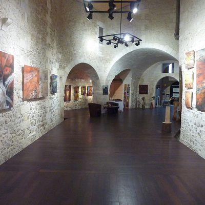 quelques photos de l'exposition de la Rochelle