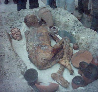 Les origines de la momification artificielle bien plus anciennes que celles admises par les scientifiques jusqu'à présent... en Égypte antique !