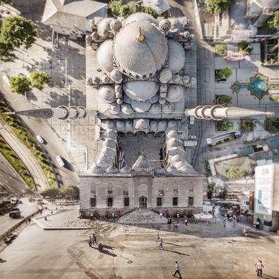 ART-PHOTO numérique-Aydın Büyüktaş-Turquie