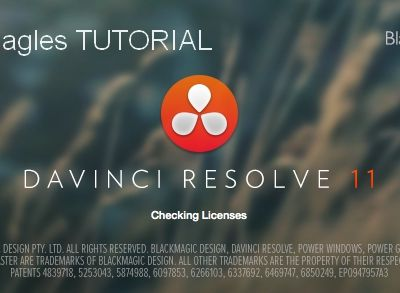 Tutorial DAVINCI RESOLVE 11 : Faire un consolidate