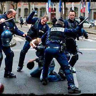 Violences policières, la goutte d'eau n'est pas loin !