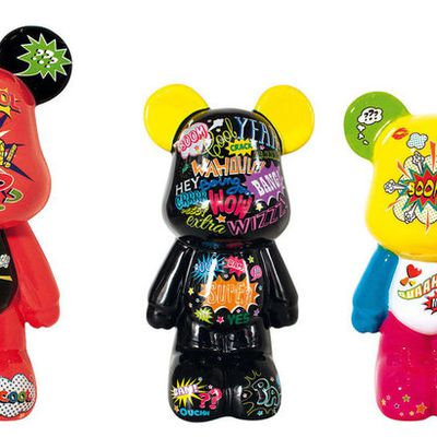 On a adopté un Funky Bears !