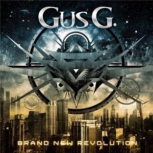 Gus G. - Brand New Revolution (2015)