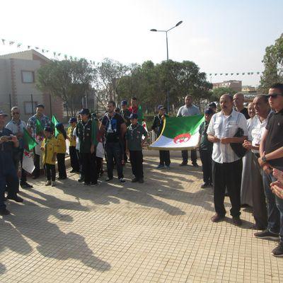 Célébration du 20 Aout à Oran