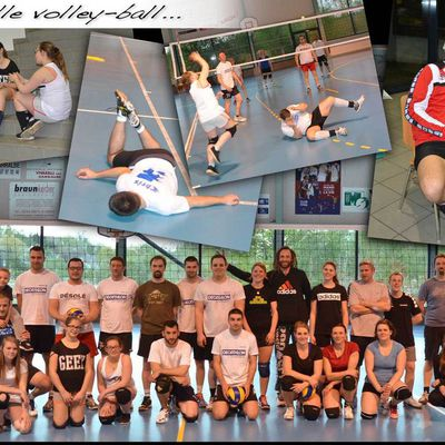 Info AG COS Volley-Ball - Sarralbe, juin 2016