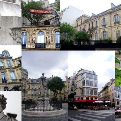 Le quartier de la Nouvelle Athènes à Paris