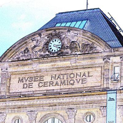 Une visite à la Cité de la Céramique à Sèvres en juillet