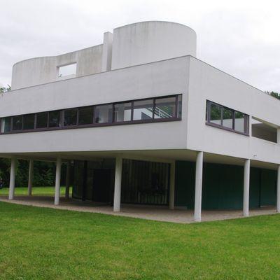 La Villa Savoye à Poissy sur la liste du patrimoine mondial de l'UNESCO