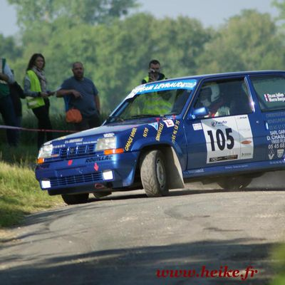 Rallye : Printemps de bords 2015 ES 2 les VHC