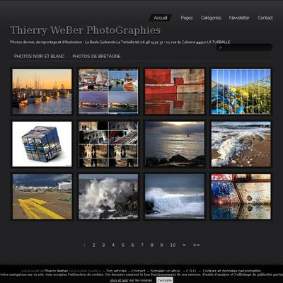 Thierry WeBer PhotoGraphies