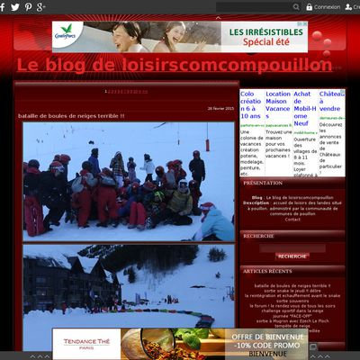 Le blog de loisirscomcompouillon