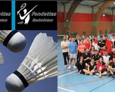 Badminton Fondettes