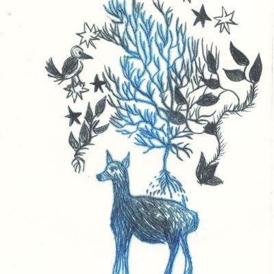 Les gravures de Valérie Belmokhtar