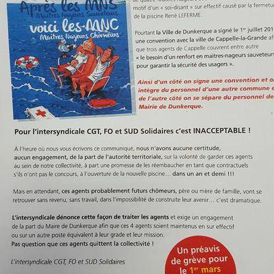 La mairie de Dunkerque ou la FAC (Fabrique A Chômeurs)