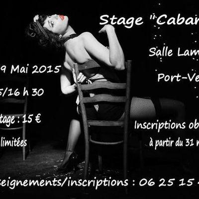"stage ""Cabaret"""