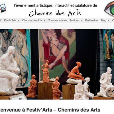 RDV SUR LE SITE FESTIVARTS.FR !