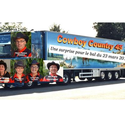 Cowboy Country 45