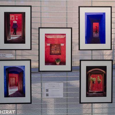 Les grilles de l'expo