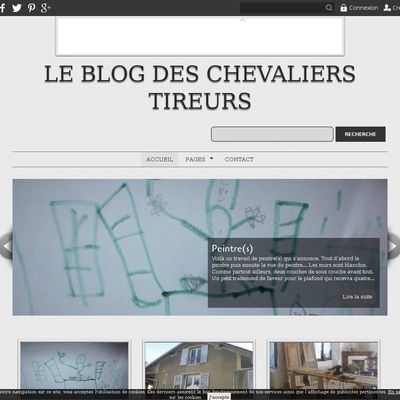 Le blog des Chevaliers Tireurs