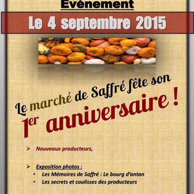 Expo Bourg d'antan - Marché de Saffré
