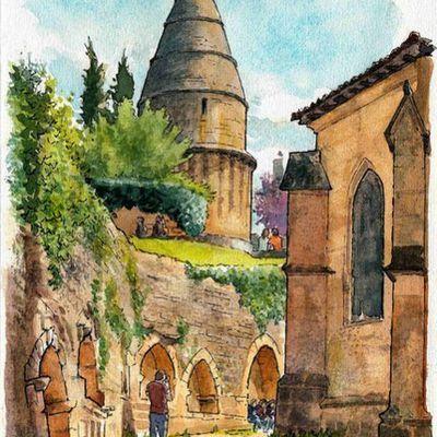 Atelier architecture et patrimoine UTL Sarlat