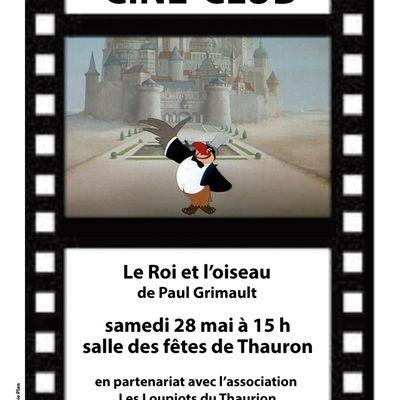 Ciné-club : Le Roi et l'oiseau