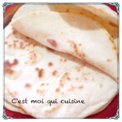 Tortillas ou galettes mexicaines